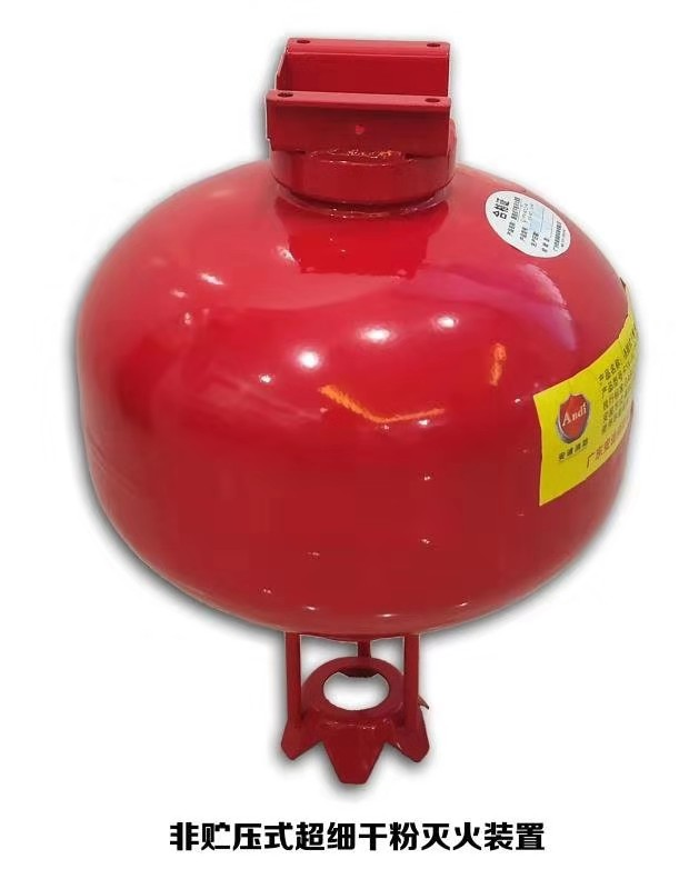 泄压安全阀在气体灭火系统的工作原理以及使用参数