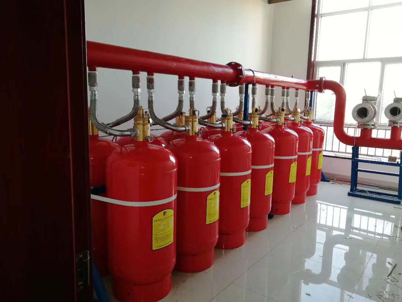 七氟丙烷厂家进行灭火系统装置设备的质量合格检测辨别