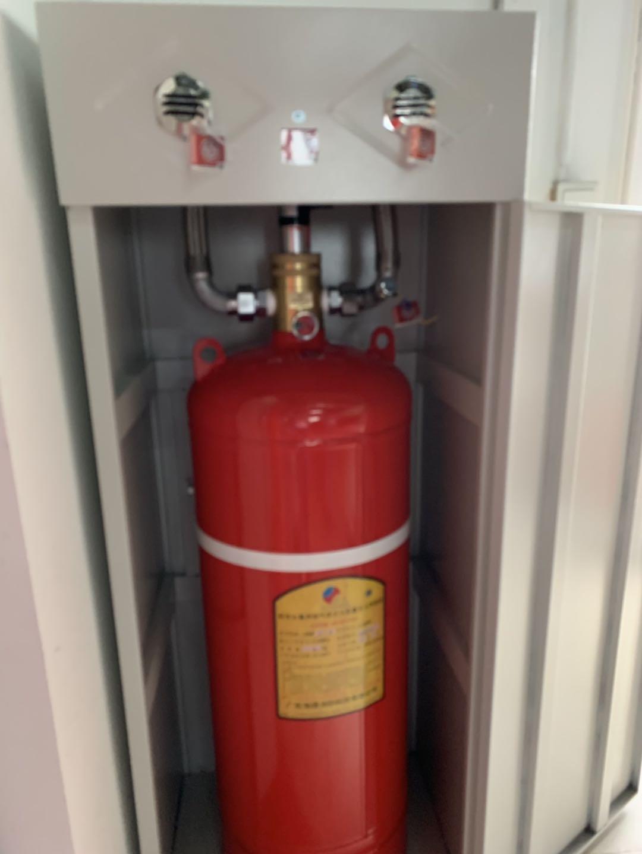 七氟丙烷厂家现场指导安装检测使用柜式七氟丙烷气体灭火系统
